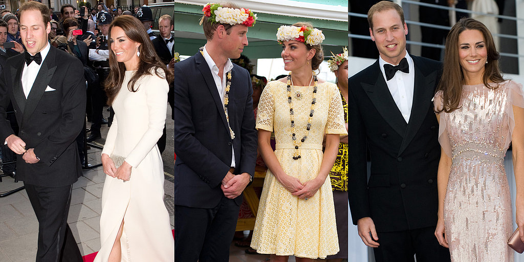 186 Reasons Why Prince William and Kate Middleton Make the Chicest Pair