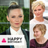Celebrate Kirsten Dunst's Birthday With Her Top Beauty Looks