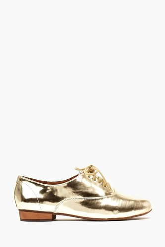 Uniform Metallic Oxford