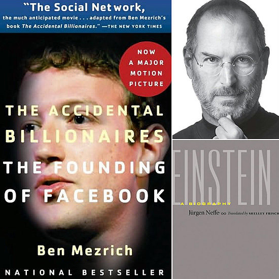Essential Geek Reads: Biographies