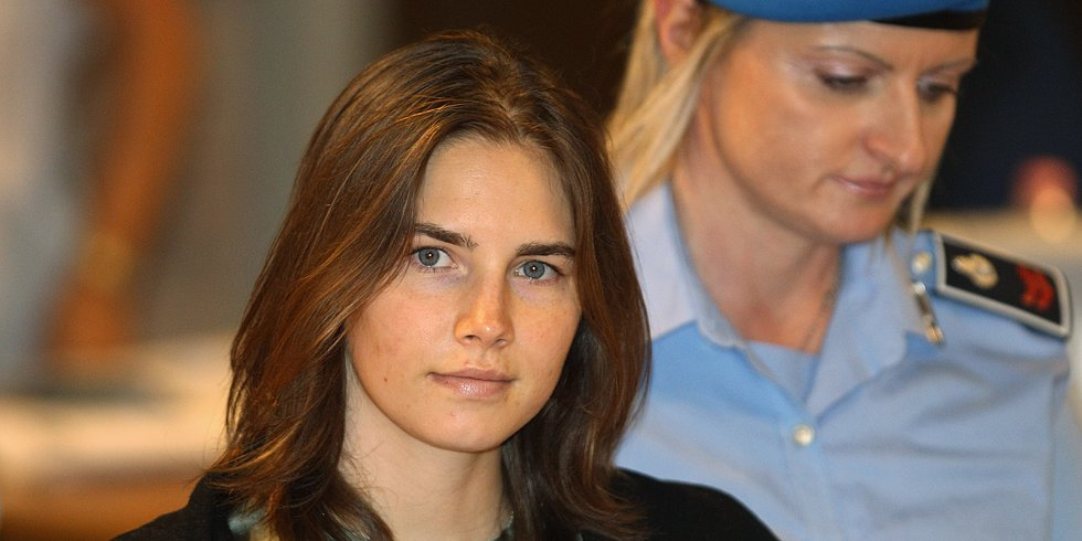 Video: Amanda Knox Breaks Her Silence