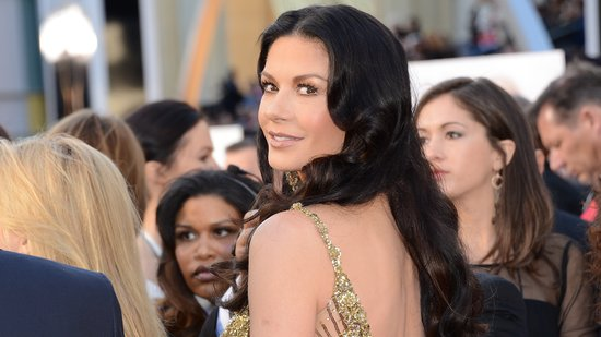 Video: Catherine Zeta-Jones Admits Herself Into a Treatment Center and More!