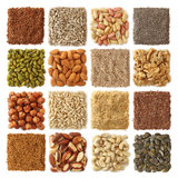 Raw, Unsalted Nuts & Seed Mixes