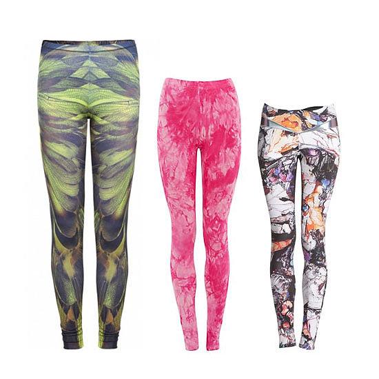 Easy womens workout leggings