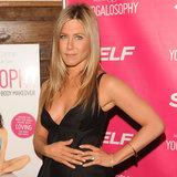 Jennifer Aniston & Courteney Cox at Mandy Ingber Book Party
