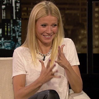 Gwyneth Paltrow Interview on Chelsea Lately April 2013 Video