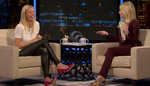 Gwyneth Paltrow's Risqué Side Gets Exposed on Chelsea Lately