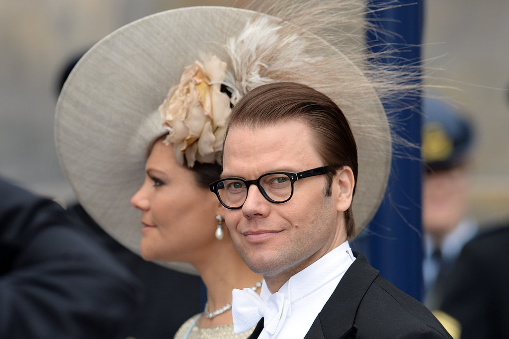 Crown Princess Victoria of Sweden and Prince Daniel, Duke of Västergötland, were looking fashionable at the ceremony.