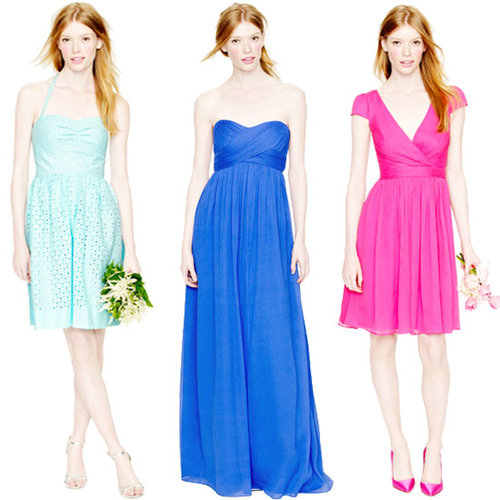 Bridesmaids Dresses by Color