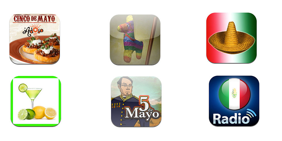Margaritas, Music, and More: Apps to Celebrate Cinco de Mayo