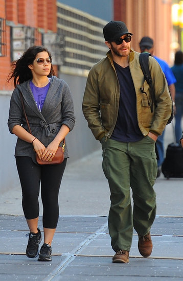 New York's Most Popular: Jake Gyllenhaal's Week of Famous Friends
