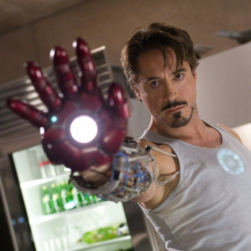 Iron Man Movie Pictures