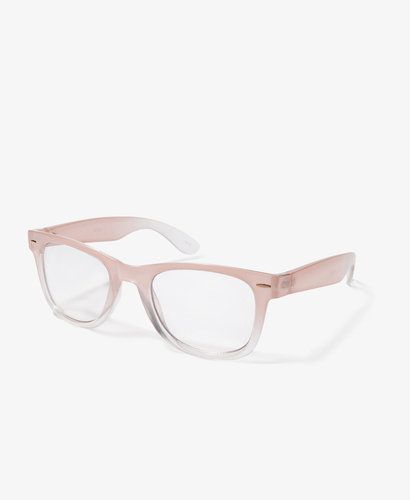 FOREVER 21 F5682 Clear Ombré Readers