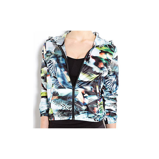 Puma by Hussein Chalayan Chalyan Bird Camo Printer Wind Breaker, $125