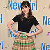 Zooey Deschanel at New Girl Screening in LA