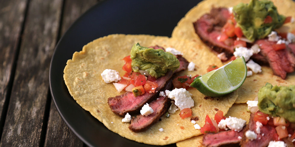 Celebrate Cinco de Mayo With Steak Tacos!
