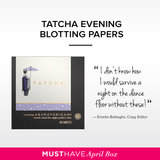 Tatcha Evening Blotting Papers