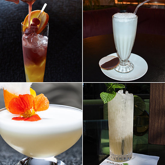 100-Mile Cocktails