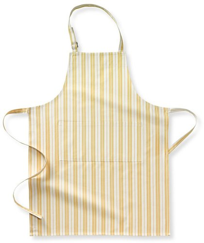 Personalized Stripe Apron