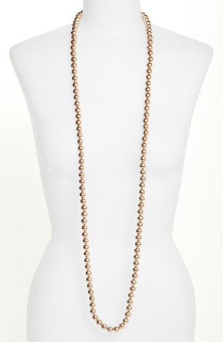 Givenchy &#039;Kalahari Pearl&#039; Rope Necklace