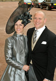 Zara Phillips and Mike Tindall looked dapper at Prince William and Kate Middleton's wedding.
