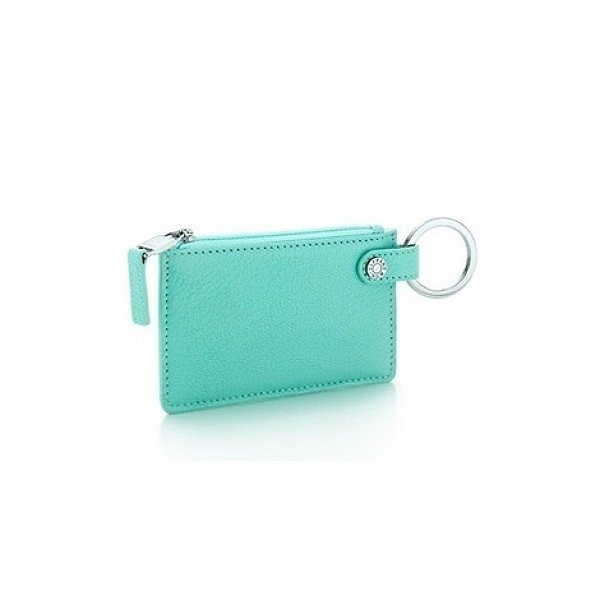 A Tiffany & Co. Card Case ($100) is guaranteed to put a smile on her face.