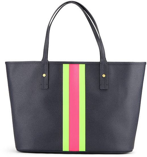 This C.Wonder Printed Stripes Tote ($68) is the perfect carryall for Mom's plethora of handbag essentials.