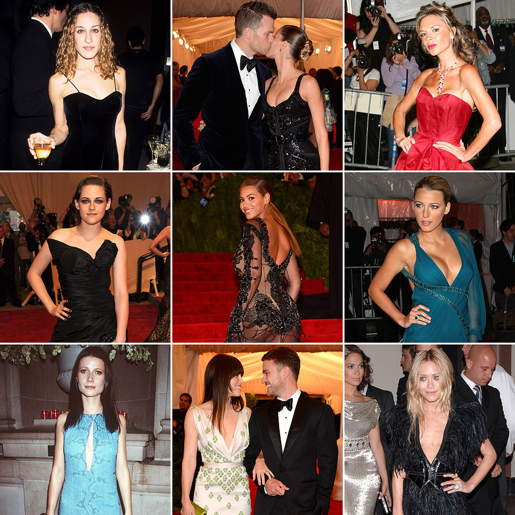 100 Unforgettable Met Gala Pictures