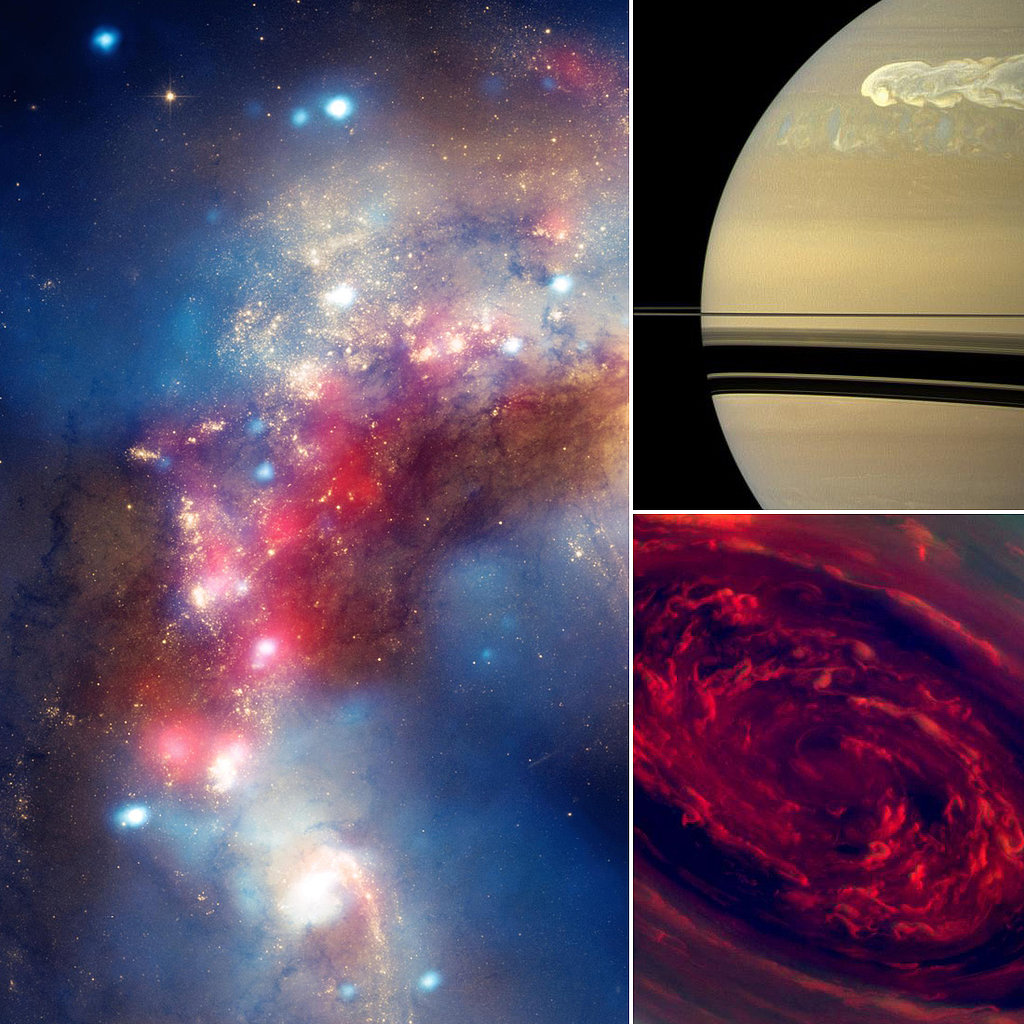 7 Completely Mesmerizing Outer Space Moments From NASA JPL