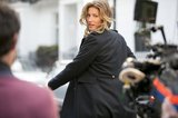 """H&M supplied us with an """"official"""" sneak peek at the campaign, and it looks as though Gisele Bündchen was kept very busy in London. Source: Twitter user hm"""