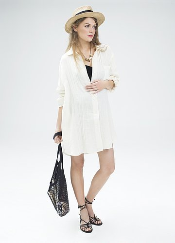 The Buttondown Dress, $188