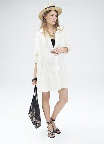 The Buttondown Dress, $188