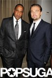 Leonardo DiCaprio kicked off the month premiering Gatsby in NYC — and partying with Jay-Z after the screening.
