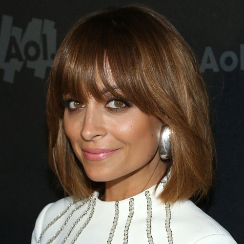 Celebrity Bangs 2013