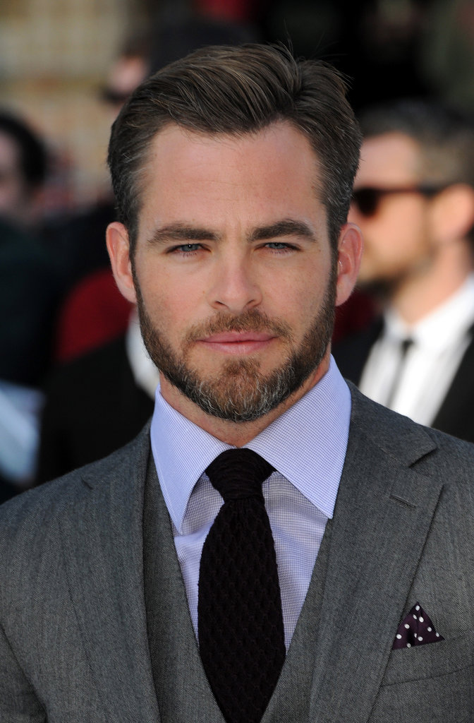 Chris Pine Photos