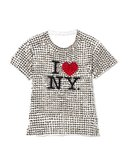 Eddie Borgo I Love NY Stud Tee ($9,995)