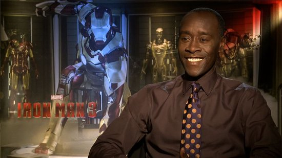 "Don Cheadle Says We'll ""Hopefully"" See Him in the Avengers Sequel"
