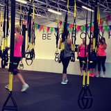Ali tried out the TRX studio at Flow Athletic in Paddington to celebrate Running Bare's 30th birthday. Happy brithday, you guys!