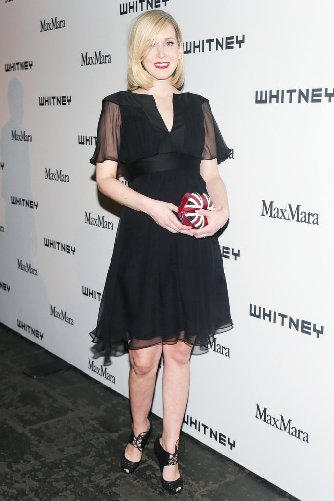 Jane Keltner de Valle wore Max Mara at the 2013 Whitney Art Party in New York. Source: David X Prutting/BFAnyc.com
