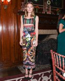 Dree Hemingway at The Luxury Collection's Hotel Stories launch in New York. Source: Angela Pham/BFAnyc.com