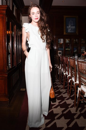 Hailey Gates at The Luxury Collection's Hotel Stories launch in New York. Source: Angela Pham/BFAnyc.com