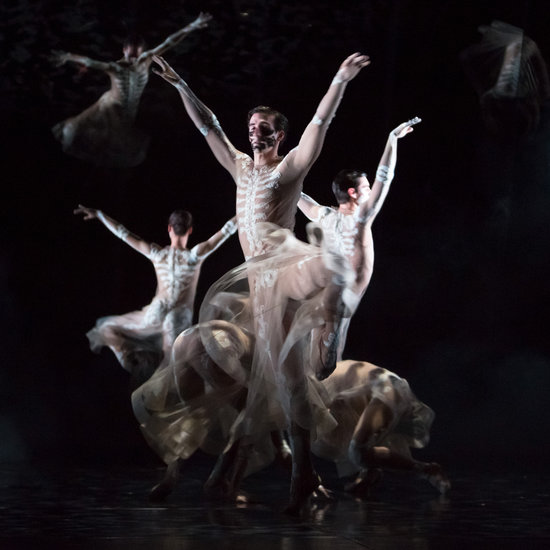 Here's What Riccardo Tisci's Barely-There Ballet Costumes Look Like on the Dancers