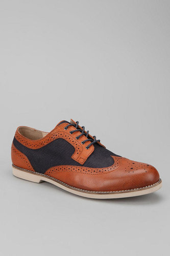 Hawkings McGill Mixed Wingtip Derby