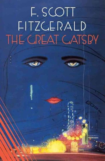The original design by Francis Cugat from 1925 is now an iconic book cover.