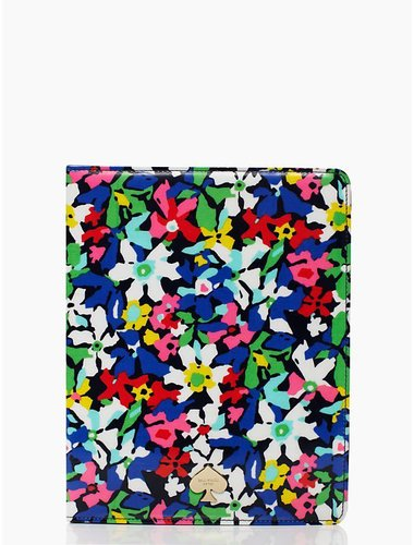 Margherita floral ipad folio
