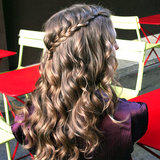 Our Pinterest followers are already in the Summer spirit! They were sharing this cascade braid tutorial that's ideal for a poolside hairdo.