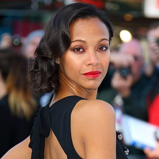 Zoe Saldana and Winona Ryder Wear Faux Bobs