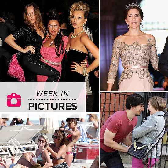 The Week in Pictures: Kate Moss Parties On, Princess Mary Steps Out & Girls Gets Going