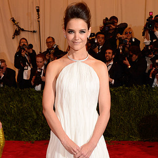 Katie Holmes on Met Gala 2013 Red Carpet