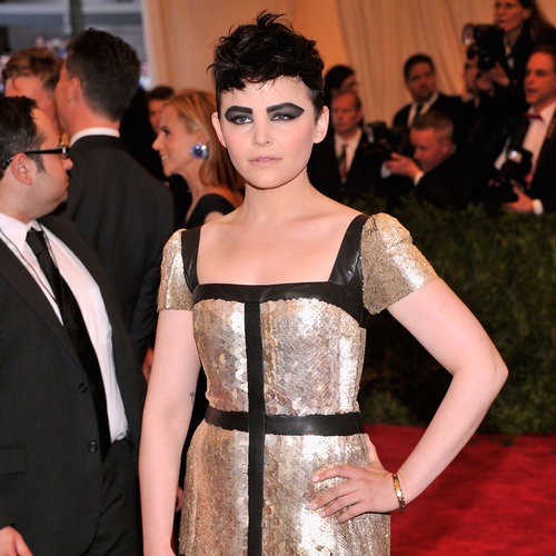 Ginnifer Goodwin Hair at Met Gala 2013 | Red Carpet